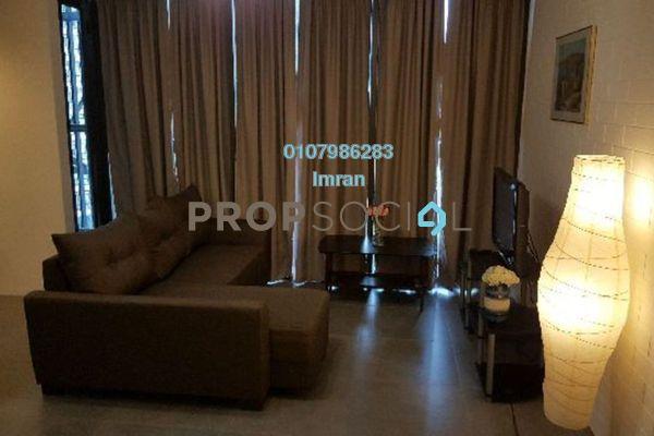 For Rent Serviced Residence at Empire Damansara, Damansara Perdana Freehold Fully Furnished 1R/2B 1.6k
