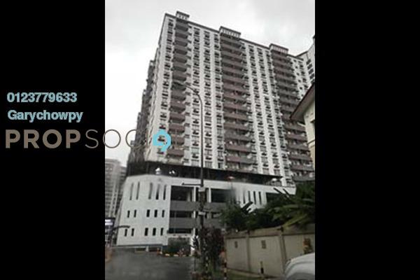 For Sale Apartment at Kinrara Mas, Bukit Jalil Freehold Semi Furnished 3R/2B 348k
