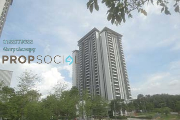 For Sale Condominium at Serin Residency, Cyberjaya Freehold Semi Furnished 3R/2B 403k