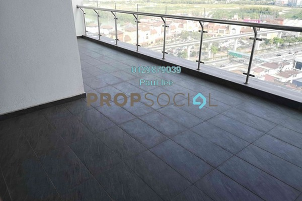 For Sale Condominium at Skypod, Bandar Puchong Jaya Freehold Semi Furnished 2R/2B 580k