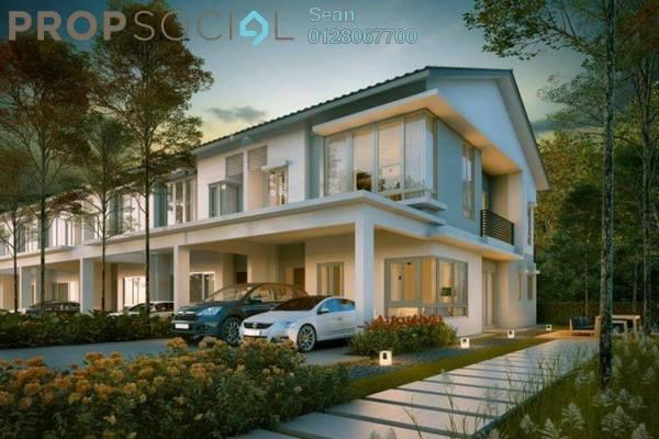For Sale Terrace at Precinct 10, Putrajaya Freehold Unfurnished 4R/4B 462k