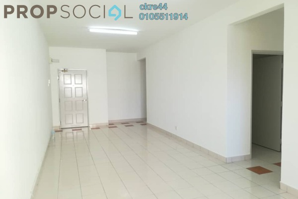 For Rent Condominium at Astaka Heights, Pandan Perdana Freehold Semi Furnished 3R/2B 1.3k