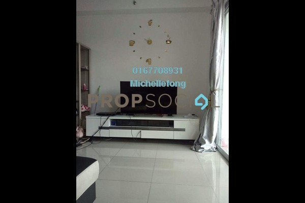 For Sale Serviced Residence at Austin Suites, Tebrau Freehold Fully Furnished 2R/2B 420k