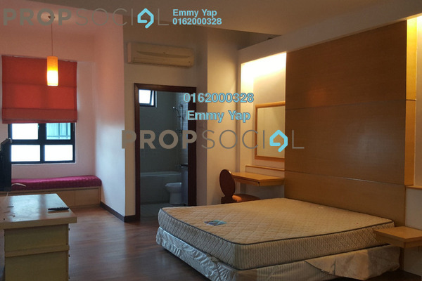 For Rent SoHo/Studio at The Heritage, Seri Kembangan Freehold Fully Furnished 1R/1B 1.2k