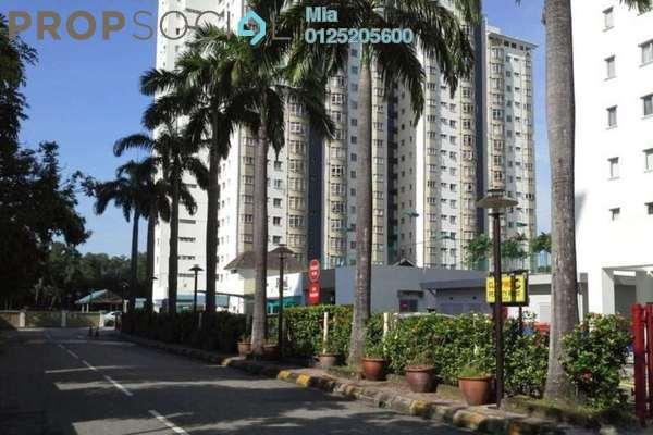 For Sale Condominium at Endah Regal, Sri Petaling Freehold Unfurnished 0R/0B 292k
