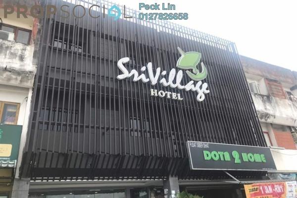 For Sale Shop at Taman Muda, Pandan Indah Leasehold Semi Furnished 0R/0B 7.2m