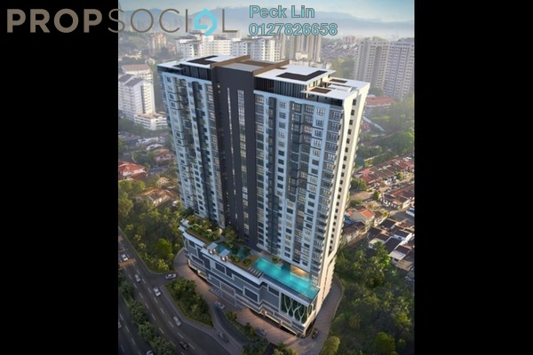 For Sale Serviced Residence at Avantas Residences, Old Klang Road Freehold Unfurnished 2R/1B 600k