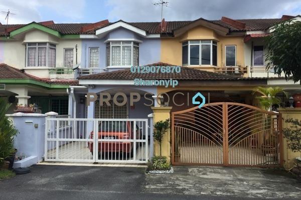 For Sale Terrace at Bandar Damai Perdana, Cheras South Freehold Semi Furnished 3R/2B 438k