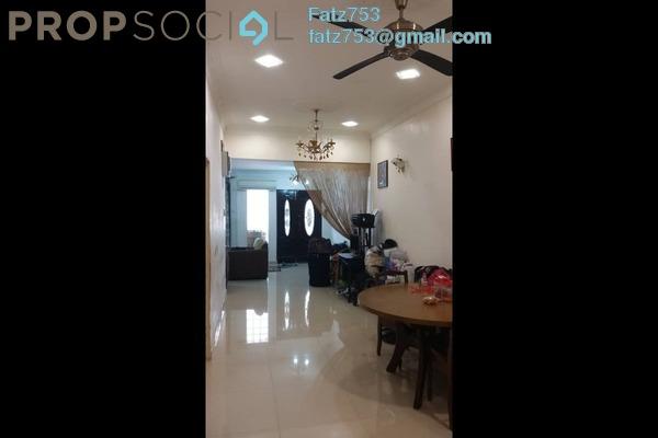 For Rent Terrace at Taman Setapak, Setapak Freehold Semi Furnished 3R/2B 2k