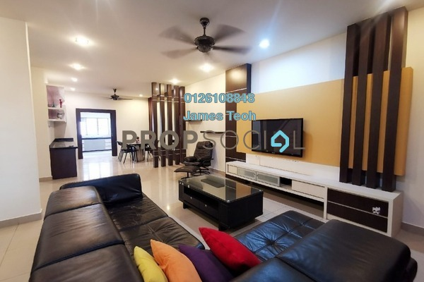 For Sale Superlink at Ambang Botanic 1, Klang Freehold Semi Furnished 4R/4B 1.08m