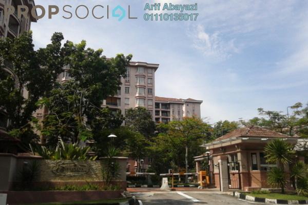 For Sale Condominium at Bungaraya Condominium, Saujana Freehold Semi Furnished 4R/3B 690k