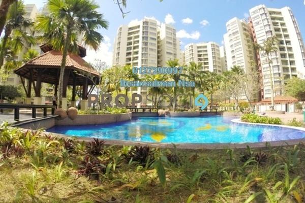 For Sale Condominium at Villa Wangsamas, Wangsa Maju Freehold Fully Furnished 3R/2B 550k