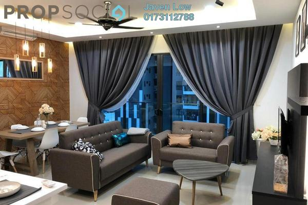 For Rent Condominium at CitiZen, Old Klang Road Freehold Fully Furnished 3R/2B 3k