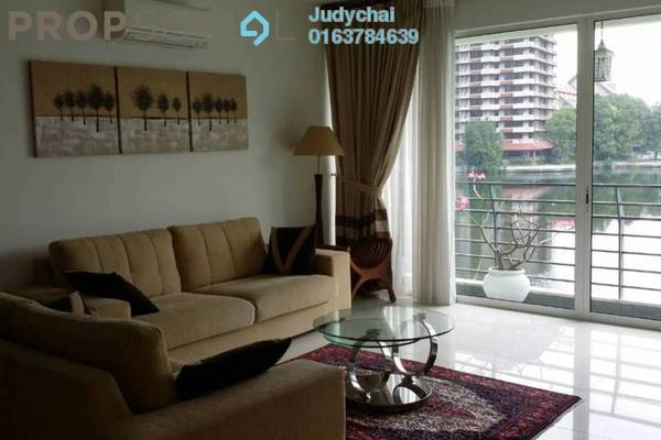 For Rent Condominium at Laman Baiduri, Subang Jaya Freehold Fully Furnished 4R/4B 3.5k