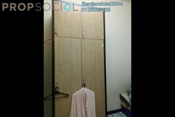 For Sale Condominium at Cova Villa, Kota Damansara Freehold Semi Furnished 3R/2B 450k