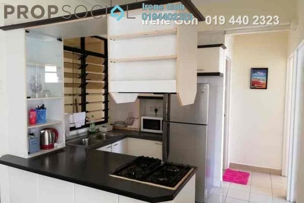 For Rent Condominium at Sunny Ville, Batu Uban Freehold Fully Furnished 2R/2B 1.45k