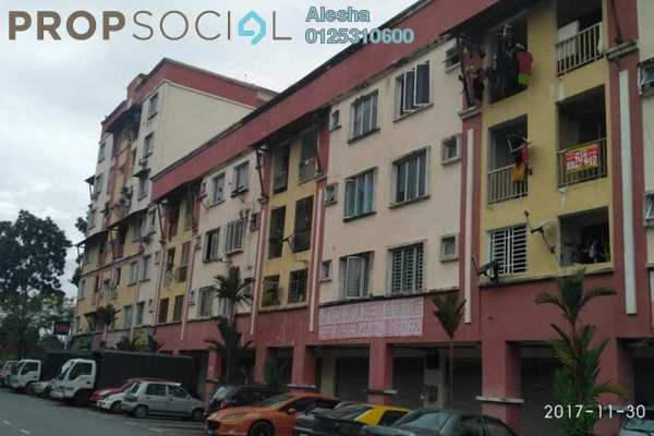 For Sale Apartment at Taman Mas Sepang, Puchong Freehold Unfurnished 0R/0B 170k