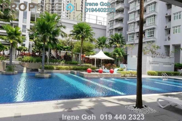 For Rent Condominium at BaysWater, Gelugor Freehold Fully Furnished 4R/3B 2.8k