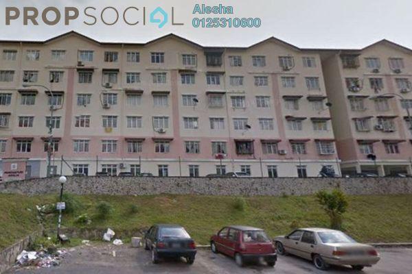 For Sale Apartment at Bukit Sungai Long 1, Bandar Sungai Long Freehold Unfurnished 0R/0B 100k