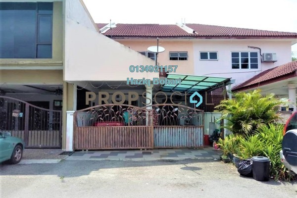 For Sale Terrace at Taman OUG, Old Klang Road Freehold Semi Furnished 4R/3B 450k