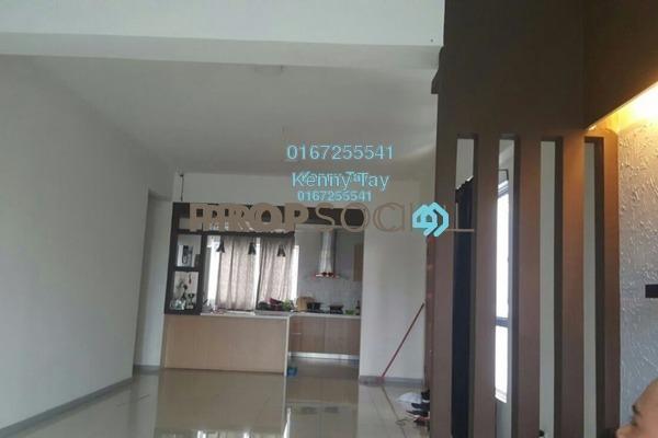 For Sale Condominium at Villa Orkid, Segambut Freehold Semi Furnished 4R/4B 690k
