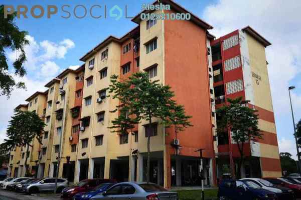 For Sale Apartment at Section 4, Kota Damansara Freehold Unfurnished 0R/0B 150k