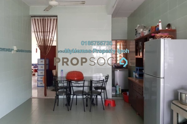 For Sale Terrace at Bandar Cyber, Ipoh Leasehold Semi Furnished 4R/2B 250k