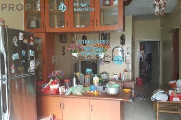 For Sale Link at Taman Mewah Jaya 3, Klang Freehold Semi Furnished 4R/2B 288k