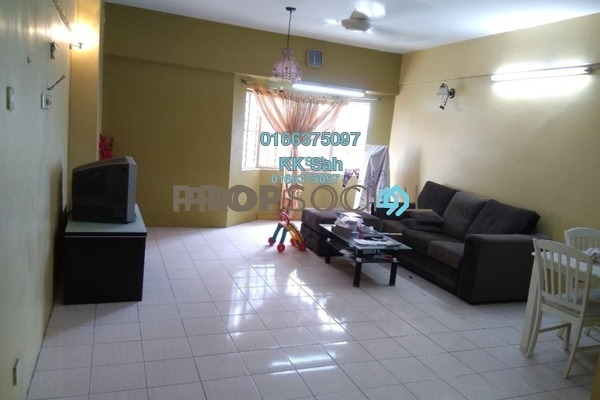 For Sale Condominium at Regensi, Klang Freehold Fully Furnished 2R/1B 318k