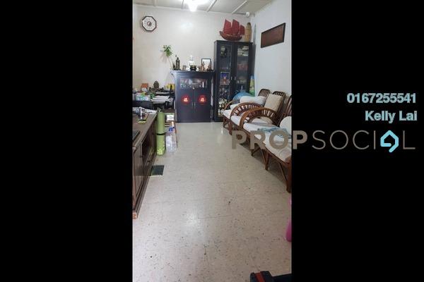For Sale Terrace at SD3, Bandar Sri Damansara Freehold Semi Furnished 3R/2B 599k