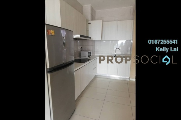 For Rent Condominium at Amanja, Kepong Freehold Semi Furnished 2R/2B 1.7k