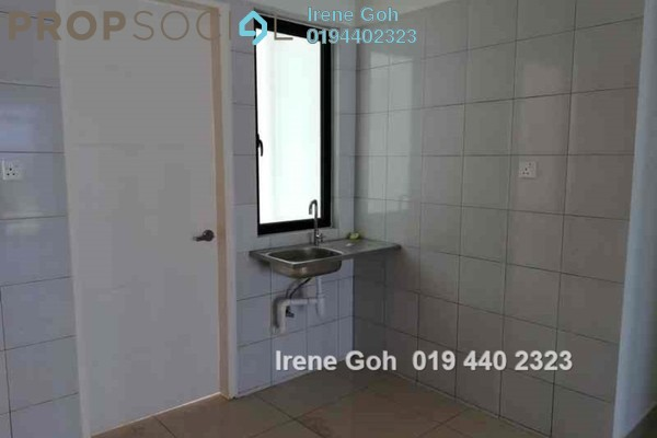 For Rent Condominium at Mont Residence, Tanjung Tokong Freehold Unfurnished 2R/2B 1.5k