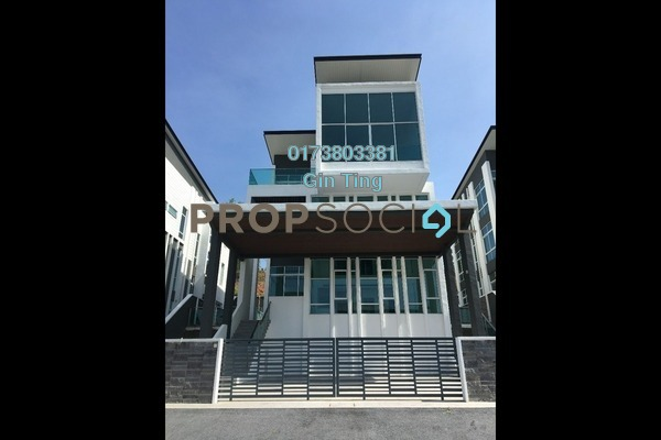 For Sale Bungalow at H'Kemensah, Melawati Leasehold Semi Furnished 7R/6B 4.1m
