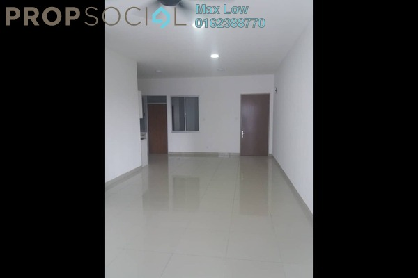 For Rent Condominium at Villa Crystal, Segambut Freehold Semi Furnished 4R/3B 1.8k