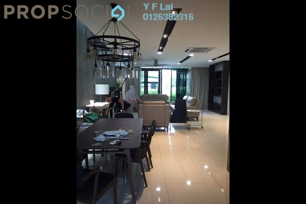 For Sale Bungalow at Villa Prima, Taman Desa Freehold Semi Furnished 5R/5B 3.98m