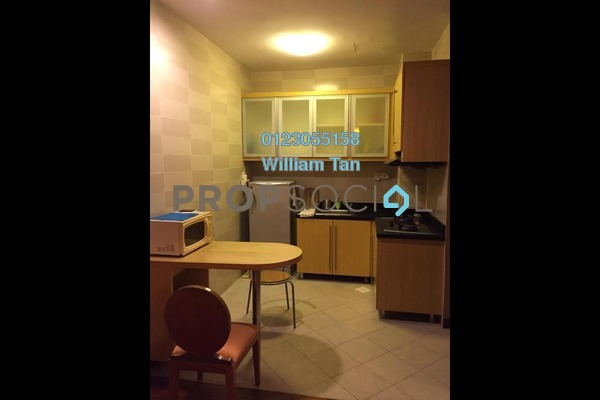 For Rent Condominium at The Heritage, Seri Kembangan Freehold Fully Furnished 1R/1B 1.1k