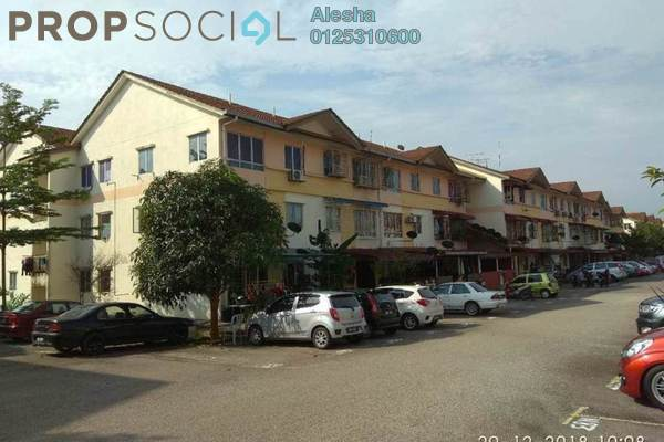 For Sale Apartment at Apartment Dahlia, Bukit Beruntung Leasehold Unfurnished 0R/0B 100k
