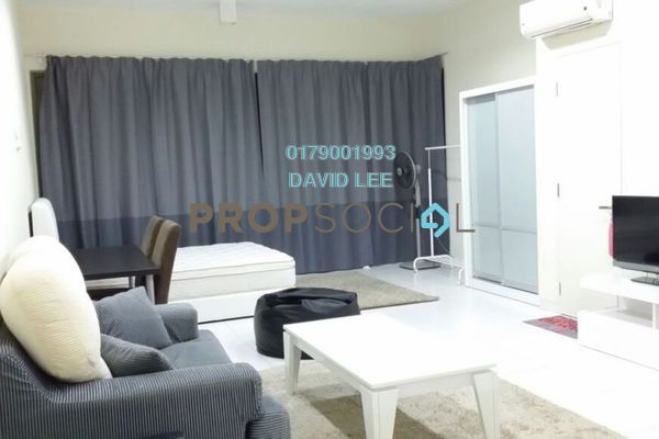 For Rent SoHo/Studio at Neo Damansara, Damansara Perdana Freehold Fully Furnished 1R/1B 1.35k