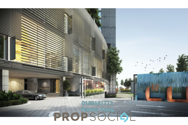 For Sale Serviced Residence at Lumi Tropicana, Tropicana Freehold Unfurnished 3R/4B 1.57m