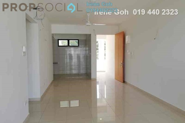 For Rent Condominium at Mont Residence, Tanjung Tokong Freehold Unfurnished 3R/2B 1.8k