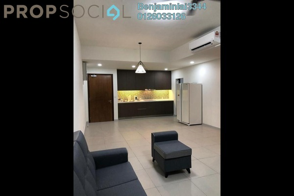 For Rent Condominium at Biji Living, Petaling Jaya Freehold Semi Furnished 3R/2B 2.5k