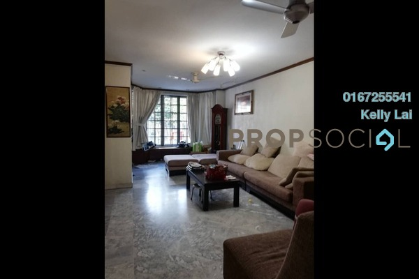 For Sale Terrace at SD7, Bandar Sri Damansara Freehold Semi Furnished 5R/4B 999k