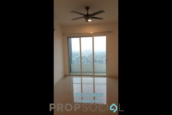 For Sale Condominium at Scenaria, Segambut Freehold Semi Furnished 3R/2B 610k