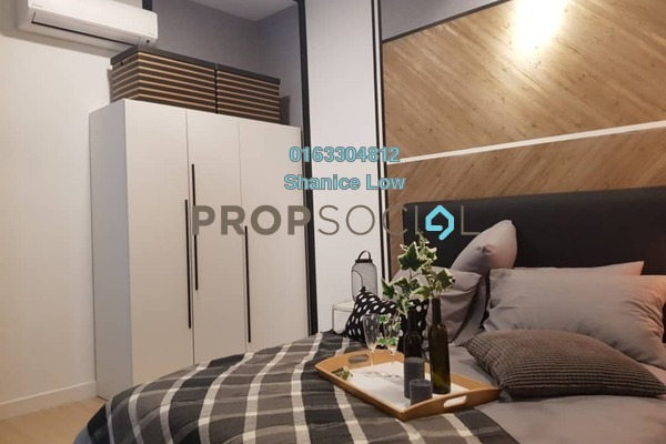 For Rent Condominium at H2O Residences, Ara Damansara Freehold Fully Furnished 2R/2B 2.5k