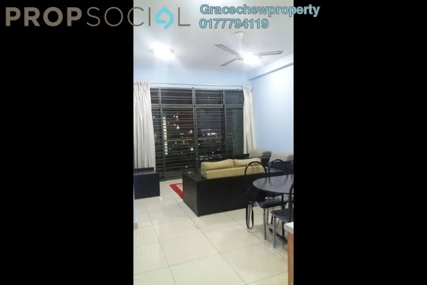 For Rent Apartment at Palazio, Tebrau Freehold Fully Furnished 3R/2B 1.58k