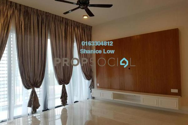 For Rent Condominium at The Greens, TTDI Freehold Semi Furnished 2R/2B 4.8k