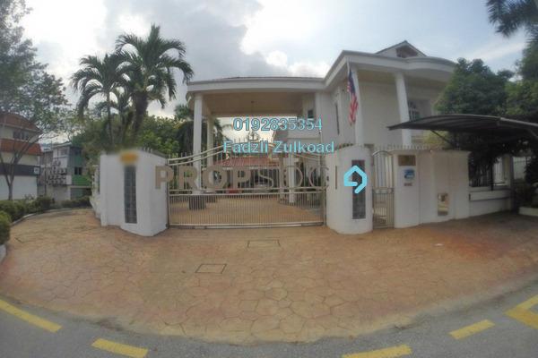 For Sale Bungalow at Aminuddin Baki, TTDI Freehold Semi Furnished 6R/7B 5.8m