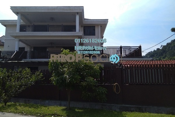 For Sale Bungalow at Taman Connaught, Cheras Freehold Semi Furnished 6R/7B 2.95m