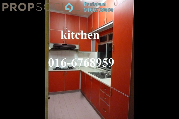 For Sale Apartment at Taman Bukit Mutiara, Kajang Freehold Semi Furnished 3R/2B 260k