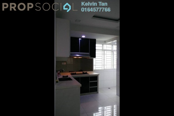 For Rent Apartment at Ixora Heights, Sungai Nibong Freehold Fully Furnished 3R/2B 1.4k